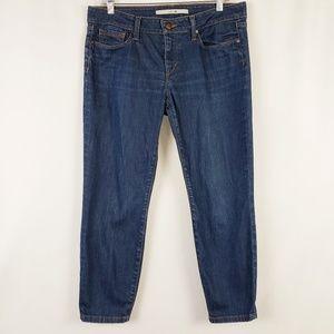 Joe's Chelsea Fit Cropped Skinny Jean's